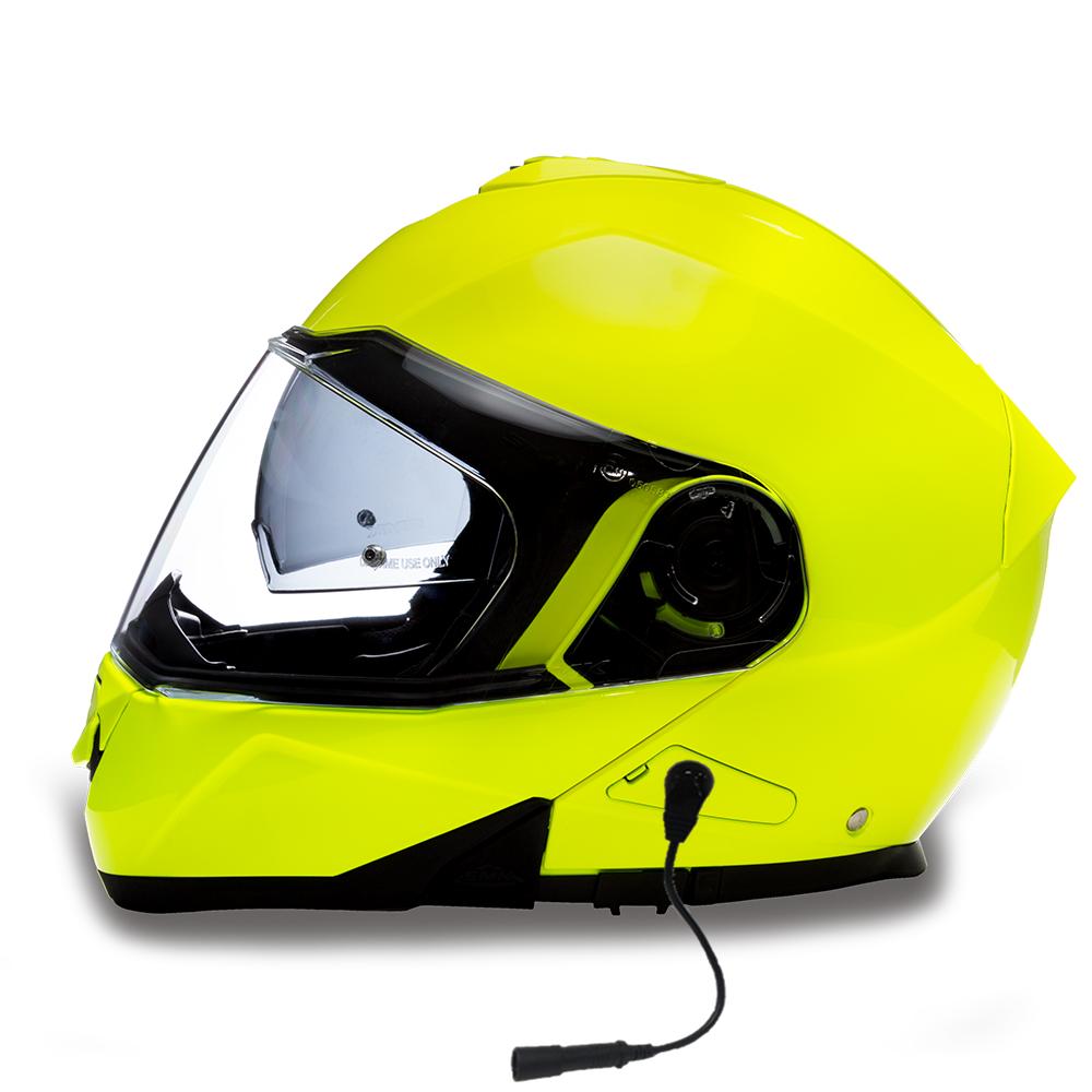 Daytona Glide Modular Motorcycle Helmet with Honda 5 Pin Headset