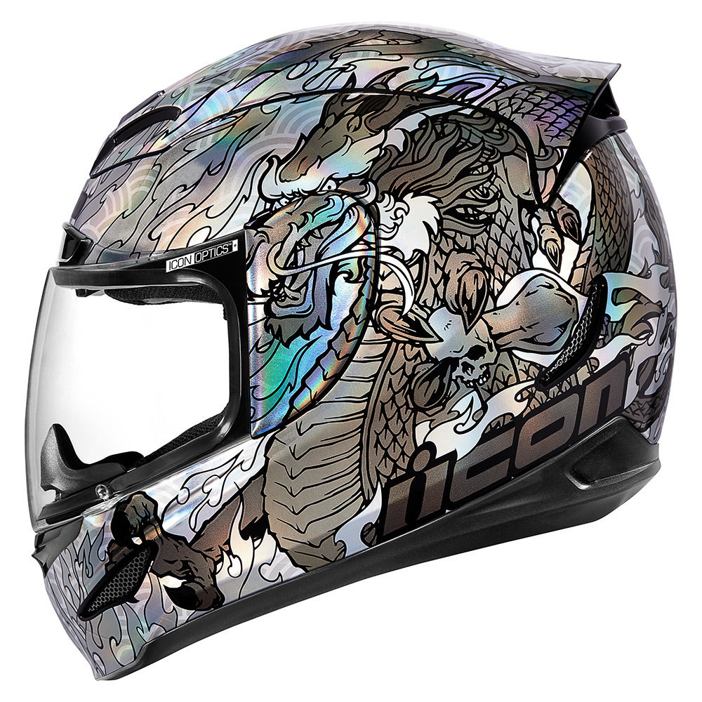 Icon Hydradry Liner Replacement Icon Helmets Airmada Black Adult All Sizes