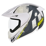 ICON Variant PRO Acension White Helmet