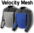 Joe Rocket Velocity Mesh Motorcycle Jackets