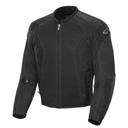 Joe Rocket Phoenix 6.0 Black Mesh Jacket TALL