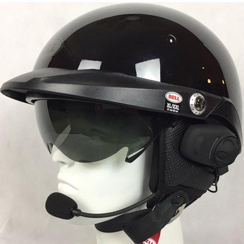 13882a9d Bell Pit Boss Helmet with Sena SPH10H-FM Headset