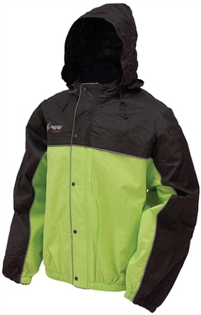 Frogg Toggs Road Toad Hi Viz Waterproof Jackets