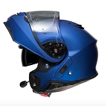 Shoei Neotec II with Sena SRL 2 Installed