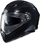HJC F70  Helmet with Smart HJC 10B Bluetooth