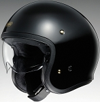 Shoei J.O. Open Face Helmet Solids