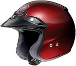 Shoei RJ Platinum R Metallic Helmets
