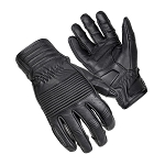 Cortech The Associate Black Leather Gloves