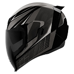 ICON Airflite QB1 Black Helmet