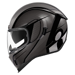 ICON Airform Conflux Black Helmet