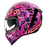 ICON Airform Illuminatus Pink Helmet