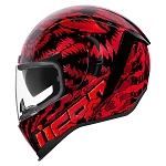 ICON Airform Lycan Red Helmet