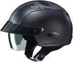 HJC IS-Cruiser Punisher Half Helmet