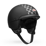 BELL Scout Air Check Matte Black Helmet