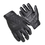 Cortech The Scrapper Black Leather Gloves