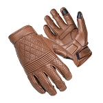 Cortech The Scrapper Brown Leather Gloves