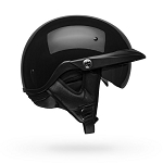 BELL Pit Boss Gloss Black Helmet