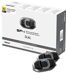 SENA SF4 BLUETOOTH COMMUNICATION SYSTEM HD SF4-02D DUAL