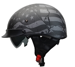 Vega Warrior II Patriotic Flag Helmet