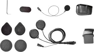 SMH5 CLAMP KIT W-WIRED MIC SMH5-A0312