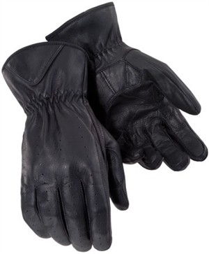 Tourmaster Select Summer Leather Motorcycle Gloves