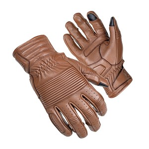 Cortech The Associate Brown Leather Gloves