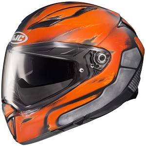 HJC F70 Deathstroke MC27SF Helmet