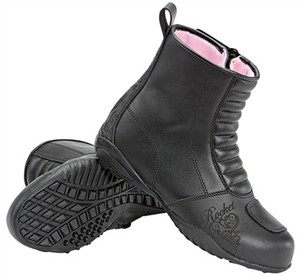 Joe Rocket Trixie Ladies Ladies Motorcycle Boots
