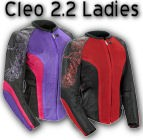 Joe Rocket Cleo 2.2 Womens Mesh Motorcycle Jackets