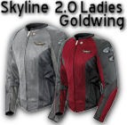 Joe Rocket Skyline 2.0 Goldwing Womens Mesh Motorcycle Jackets
