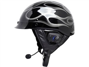 f755198f26e Sena SPH10H-FM Half Helmet Bluetooth